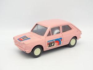【送料無料】模型車 モデルカー スポーツカー アルバセテシートローズplasticos de albacete pa vercor 124 seat 127 rose
