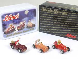 【送料無料】模型車 モデルカー スポーツカー ピッコロクリスマスラインschuco 05808 piccolo christmas special 2004 midget stromlinie ovp 14072842