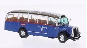 【送料無料】模型車 モデルカー スポーツカー アルプスローゼンバーグsaurer 4lc postauto alpenwagen iiia rothenberg 1951 schuco 187 26162