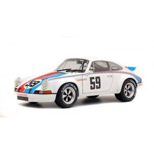 【送料無料】模型車 モデルカー スポーツカー ポルシェソロデイトナsolido soli1801103 porsche 911 rsr 24h daytona 1973 brumos 118