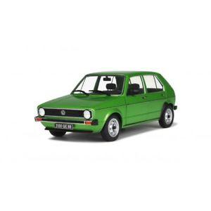 【送料無料】模型車 モデルカー スポーツカー ソロフォルクスワーゲンゴルフsolido soli1800203 volkswagen golf l 1983 118
