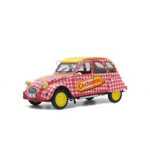 【送料無料】模型車 モデルカー スポーツカー ソロシトロエンsolido soli1850021 citroen 2cv cochonou 118