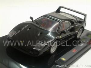 【送料無料】模型車 モデルカー スポーツカー フェラーリホットホイールferrari f40 143 hot wheels p9932