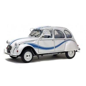 【送料無料】模型車 モデルカー スポーツカー ソロシトロエンフランスsolido soli1800011 citroen 2cv6 france 3 1983 118