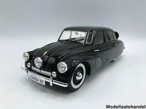 【送料無料】模型車 モデルカー スポーツカー タトラtatra 87 1937 schwarz 118 mcg lt;lt;