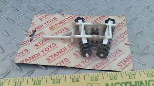 【送料無料】模型車 モデルカー スポーツカー ファームフレームセットディスクツール164 ertl farm toy standi toys white large frame set disk disc tillage tool