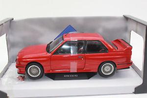【送料無料】模型車 モデルカー スポーツカー solido 421184390 bmw m3 e30 1986 rot neu 118 ovp