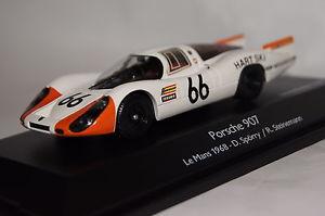 【送料無料】模型車 モデルカー スポーツカー ポルシェルマン#porsche 907 lemans 1968 dsprry rsteinemann 66 143 schuco neu amp; ovp 3628