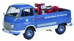 【送料無料】模型車 モデルカー スポーツカー フォードオートバイサービス143 schuco ford fk 1000 nsu service mit nsu max motorrad 450328700