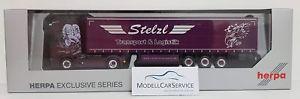【送料無料】模型車 モデルカー スポーツカー モデルスカニアガherpa sondermodell 187 932073 scania cs hd gaplsz stelzl sommerfest 2018