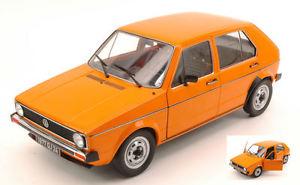 【送料無料】模型車 モデルカー スポーツカー フォルクスワーゲンフォルクスワーゲンゴルフオークルモデルvolkswagen vw golf 1 1976 ochre 118 model 1800202 solido