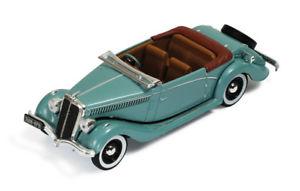 【送料無料】模型車 モデルカー スポーツカー グリーンメタリックネットワークsalmson s4e green metallic 1938 ixo 143 mus038