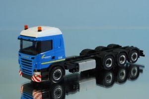 【送料無料】模型車 モデルカー スポーツカー herpa scania r 09 highline 4a motorwagen felbermayr 538 a *container*