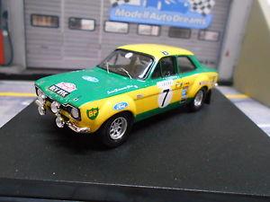 【送料無料】模型車 モデルカー スポーツカー フォードコスワースエスコートモンテカルロラリー#ピオットford escort rs mki rs1600 wm rallye monte carlo 1972 7 piot bp 524 trofeu 143