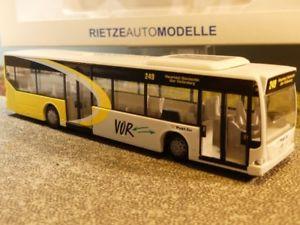 【送料無料】模型車 モデルカー スポーツカー ウィーンシターロバスバス187 rietze mb citaro postbus vor mauerbach wien 62604