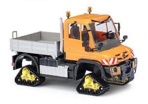 【送料無料】模型車 モデルカー スポーツカー ビードドライブbusch unimog u 430 mraupenantrieb 50921