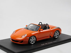 【送料無料】模型車 モデルカー スポーツカー スパーククビカスパイダースタジオトリノオレンジspark s0712 ruf rk spyder studiotorino 2006 orange 143