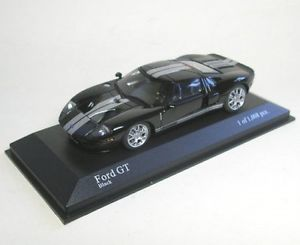 【送料無料】模型車 モデルカー スポーツカー フォードブラック