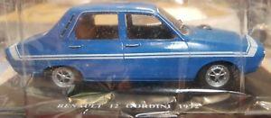 【送料無料】模型車 モデルカー スポーツカー ネットワークカービンテージデラックスルノー#124 ixo auto vintage deluxe  renault 12 gordini de 1972 51