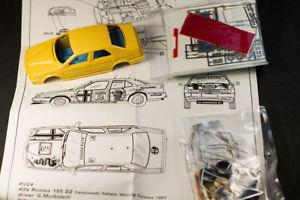【送料無料】模型車 モデルカー スポーツカー アルファロメオbrb promotion alfa romeo d2 1993 gmorbidelli 143 resin car very rare