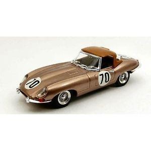 【送料無料】模型車 モデルカー スポーツカー ジャガークモナッソーフレミングイタリアベストモデルjaguar e spider nassau 1961 fleming 9448 143 best model made in italy