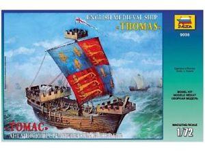 【送料無料】模型車 モデルカー スポーツカー キットトーマスzvezda 172 kit nave english medieval ship thomas art 9038