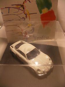 【送料無料】模型車 モデルカー スポーツカー ミニチュアアルパインルノーホワイトvoiture miniature 143 eme trofeu 801w alpine renault a110 1300 g roadcar white