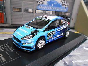 【送料無料】模型車 モデルカー スポーツカー フォードフィエスタラリースウェーデン#ネットワークford fiesta rs wrc rallye schweden 2016 5 ostberg floene castrol dcc ixo 143