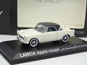 【送料無料】模型車 モデルカー スポーツカー ランチアアッピアクーペピニンファリーナブランシュnorev 143 lancia appia coupe pininfarina blanche