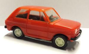 【送料無料】模型車 モデルカー スポーツカー フィアットモデルカーfiat 126 p rot estetyka modellauto