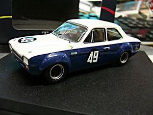 【送料無料】模型車 モデルカー スポーツカー フォードエスコートレーシングツーリング#リジェford escort mki rs1600 racing 49 ligier tourenwagen montherey 1969 trofeu 143
