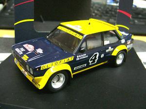【送料無料】模型車 モデルカー スポーツカー フィアットアバルトラリーモンテカルロ#フィアットfiat 131 rallye abarth monte carlo 1977 4 alen olio fiat trofeu tr1421 143