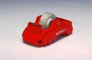 【送料無料】模型車 モデルカー スポーツカー ブレーキキャリパテープディスペンサーautoart 40273 design brake caliper tape dispenser red