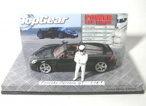 【送料無料】模型車 モデルカー スポーツカー ポルシェカレラトップギアporsche carrera gt schwarz top gear