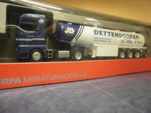 【送料無料】模型車 モデルカー スポーツカー トラックマンガソリンタンクherpa lkw man tgx xxl benzintanksz dettendorfer 307208