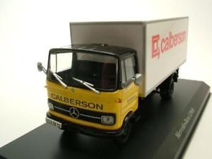 【送料無料】模型車 モデルカー スポーツカー メルセデスモデルカーmercedes lp 608 calberson 1975, modellauto 143 norev