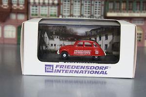 【送料無料】模型車 モデルカー スポーツカー シトロエンボックスインターナショナルヴァイキングcitroen 2 cv friedensdorf international in pcboxovp wikingappc 47