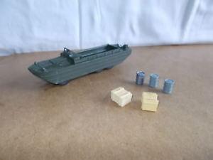 【送料無料】模型車 モデルカー スポーツカー ミニチュアヴィンテージフランスダックancienne miniature vintage dinky toys france 825 dukw amphibie 60s