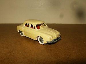 【送料無料】模型車 モデルカー スポーツカー ミニチュアヴィンテージルノーrare miniature ancienne miniature vintage renault jep ancienne 143 renault dauphine 60s, 京三条駿河屋:188aae31 --- sunward.msk.ru