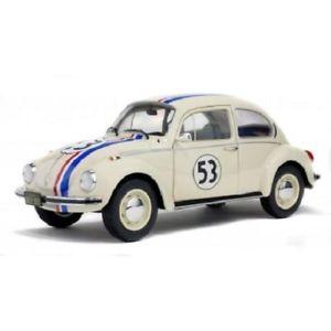 【送料無料】模型車 モデルカー スポーツカー フォルクスワーゲンビートルレーサー118 volkswagen beetle coccinelle 1303 racer 53 herbie 1973 solido