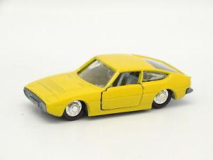 【送料無料】模型車 モデルカー スポーツカー ミニジェットnorev mini jet 166 matra simca bagheera jaune