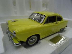 【送料無料】模型車 モデルカー スポーツカー ハインリヒサンスタープラチナコレクション1951 kaiser henry henry j, platinum yellow, neu 118 by sunstar platinum collection neu, めがね侍:e997bdde --- sunward.msk.ru