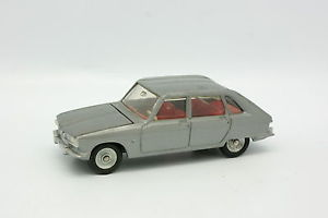 【送料無料】模型車 モデルカー スポーツカー フランスルノーdinky toys france 143 renault 16 grise 537