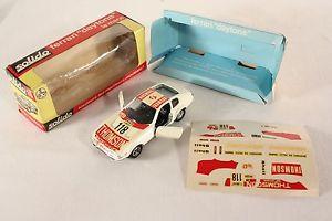 【送料無料】模型車 モデルカー スポーツカー フェラーリデイトナボックス#ミントsolido 16, ferrari daytona, mint in box   ab733