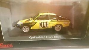 【送料無料】模型車 モデルカー opel スポーツカー モデルカー オペルクーペサファリラリー#143 schuco opel kadett c 450361100 coupe safari rallye 1976 14 450361100, 黒木町:d8837c2b --- sunward.msk.ru