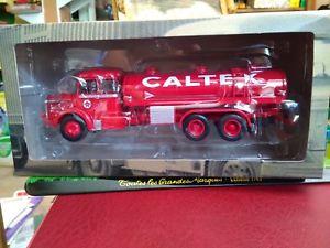 【送料無料】模型車 モデルカー スポーツカー ベルナールヌフcamion dautrefois 143 camion 143 bernard td 180 citerne caltex neuf boite