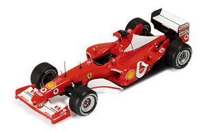 【送料無料】模型車 モデルカー スポーツカー フェラーリグランプリアメリカシューマッハネットワークモデルferrari f2003ga winner gp usa 2003schumacher sf14 143 ixo models