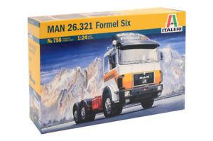 【送料無料】模型車 モデルカー スポーツカー キットman 26231 formel six kit italeri 124 it0756