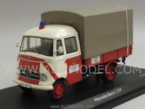 【送料無料】模型車 モデルカー スポーツカー メルセデスmercedes l319 fire brigades 143 schuco 450291600