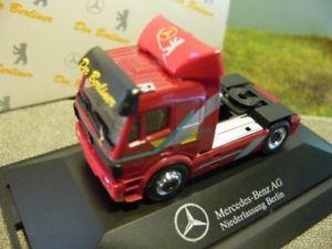 【送料無料】模型車 モデルカー スポーツカー skベルリントター#187 herpa mb sk der berliner zugmaschine zm 20